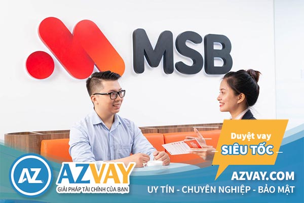 Vay vốn khởi nghiệp ngân hàng MSB