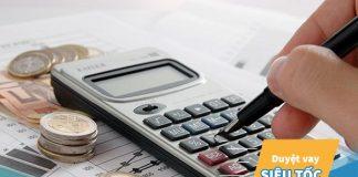 Hướng dẫn cách tính lãi suất rút tiền mặt thẻ tín dụng