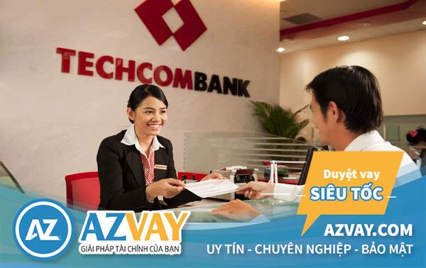 Vay kinh doanh ngân hàng Techcombank