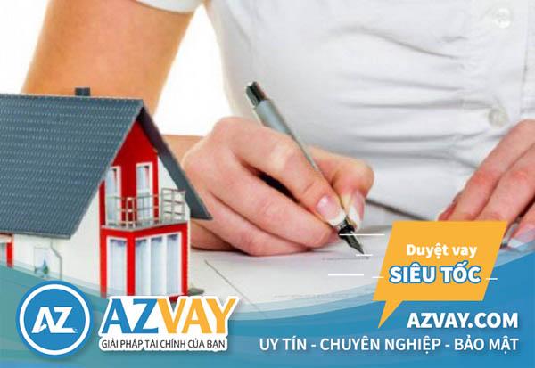 Khách hàng cần có tài sản đảm bảo khi vay thế chấp tại Bình Định