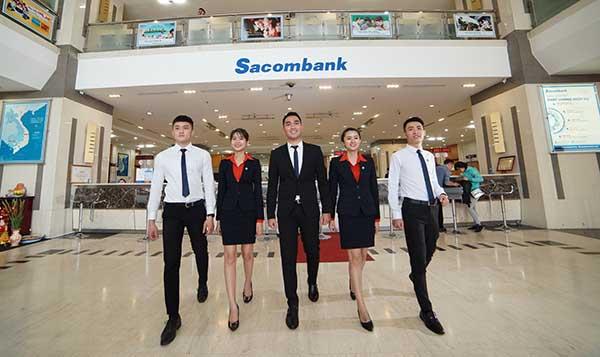 Lịch nghỉ Tết Dương lịch 2021 ngân hàng Sacombank