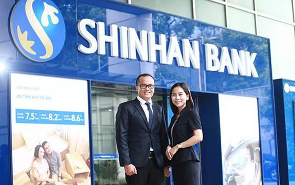 Lịch nghỉ Tết Nguyên Đán ngân hàng Shinhanbank năm 2021